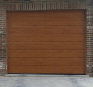 Portes de garage grenoble voiron is re 38 - Porte de garage sectionnelle novoferm prix ...