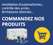 Installation d'automatismes Commandes